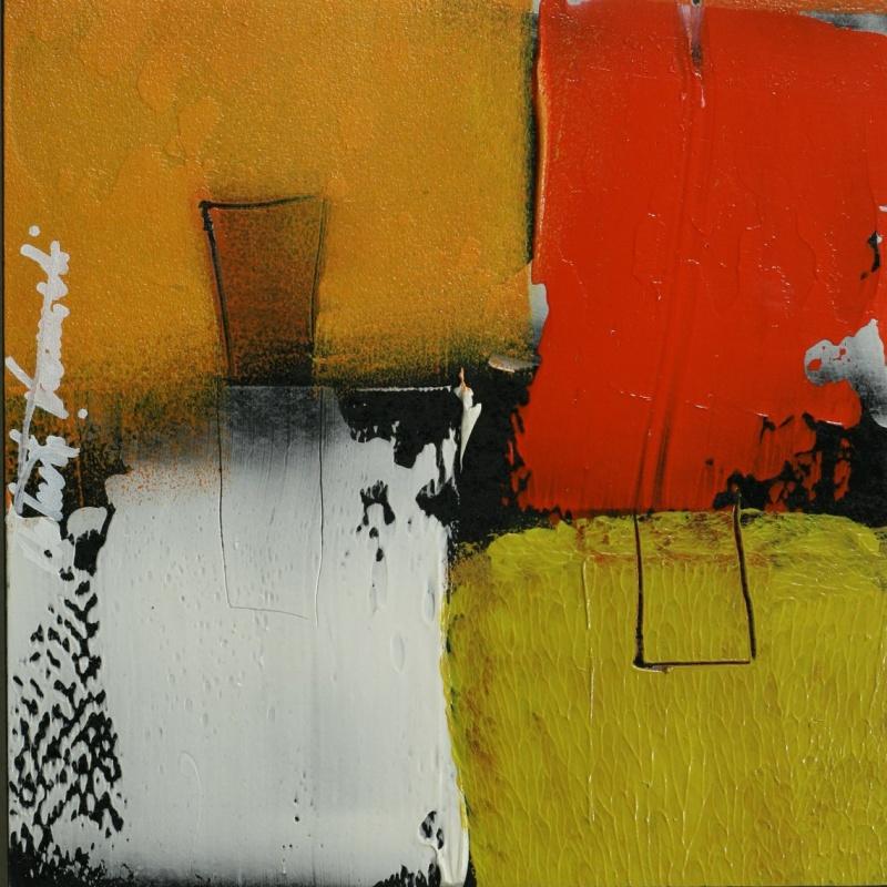 Malerei Kunst Verrueckt sein- Irrationalitaet-Spielerisch bis zum Entspannen